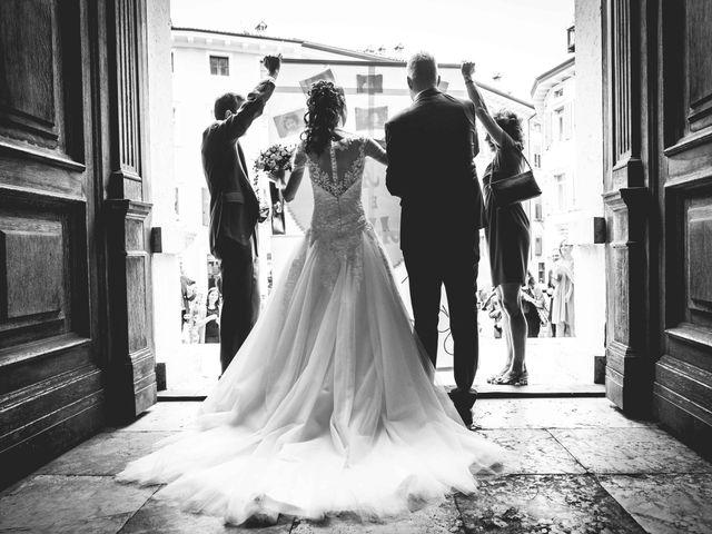 Il matrimonio di Marco e Chiara a Rovereto, Trento 64