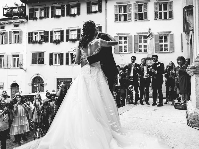 Il matrimonio di Marco e Chiara a Rovereto, Trento 65
