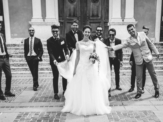 Il matrimonio di Marco e Chiara a Rovereto, Trento 71