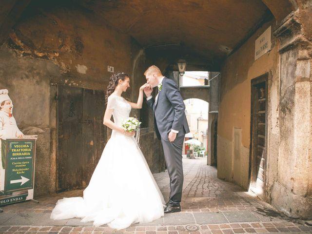 Il matrimonio di Marco e Chiara a Rovereto, Trento 73
