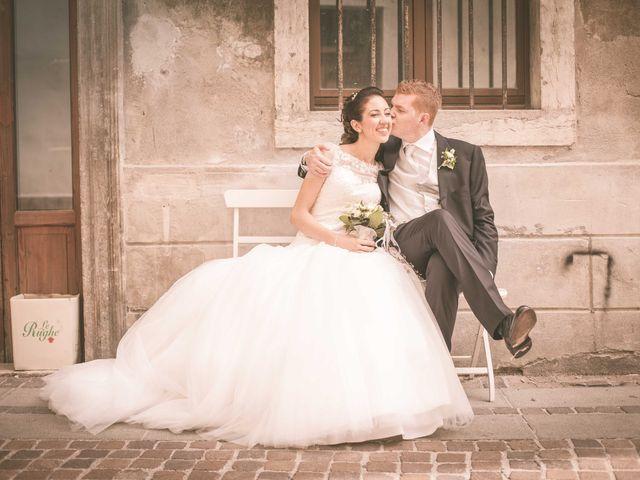 Il matrimonio di Marco e Chiara a Rovereto, Trento 76