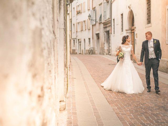 Il matrimonio di Marco e Chiara a Rovereto, Trento 80