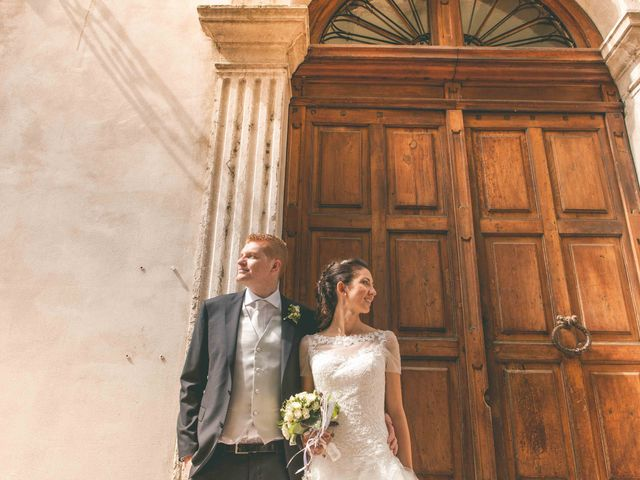 Il matrimonio di Marco e Chiara a Rovereto, Trento 81