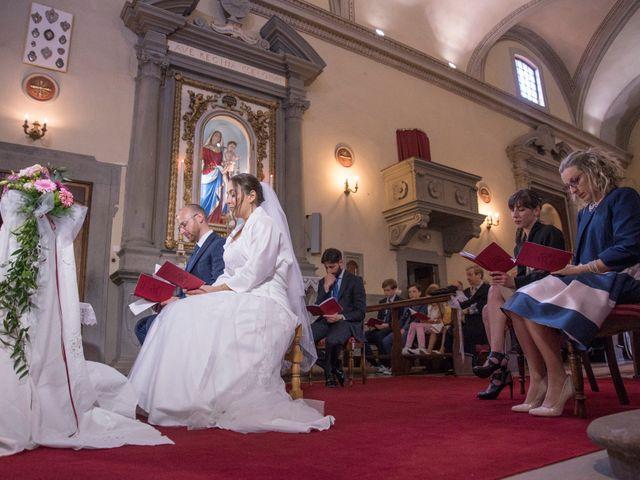 Il matrimonio di Francesco e Monica a Montale, Pistoia 7