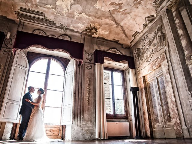 Le nozze di Monica e Francesco