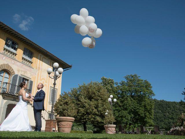 Il matrimonio di Francesco e Monica a Montale, Pistoia 10