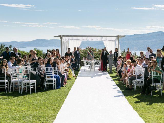 Il matrimonio di Luca e Valentina a Varese, Varese 23