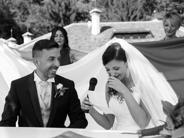 Il matrimonio di Luca e Valentina a Varese, Varese 28