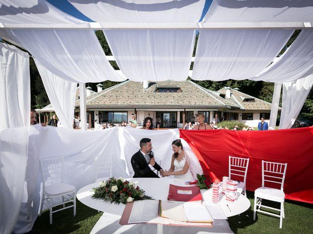 Il matrimonio di Luca e Valentina a Varese, Varese 29