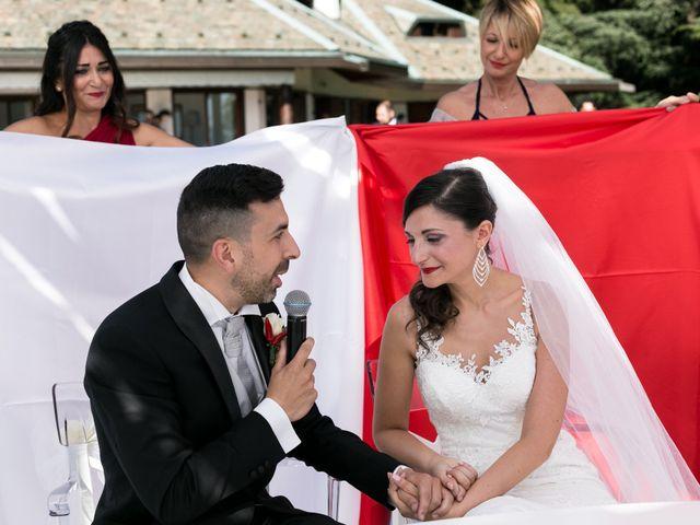 Il matrimonio di Luca e Valentina a Varese, Varese 31