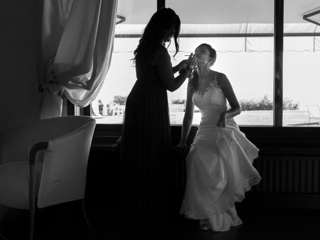 Il matrimonio di Luca e Valentina a Varese, Varese 35