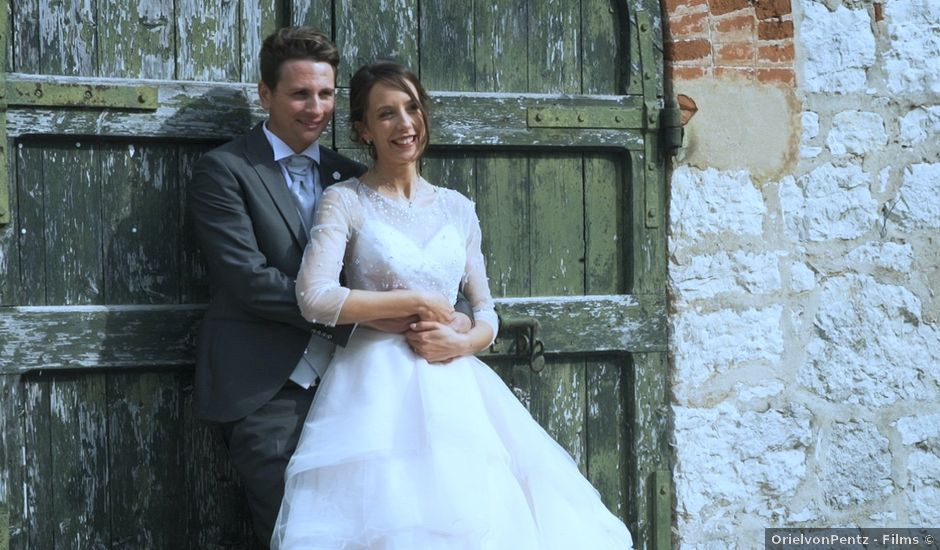 Il matrimonio di Martina e Jhonatan a Rivoli Veronese, Verona