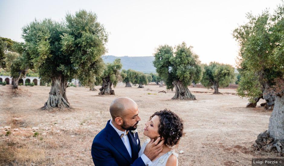 Il matrimonio di Danilo e Ilaria a Monopoli, Bari