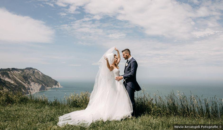 Il matrimonio di Samantha e Samuele a Jesi, Ancona