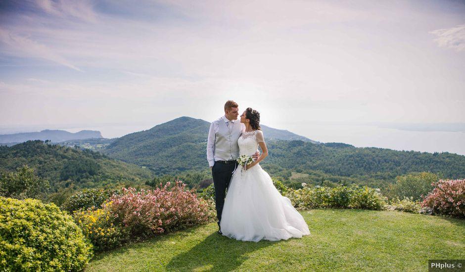 Il matrimonio di Marco e Chiara a Rovereto, Trento