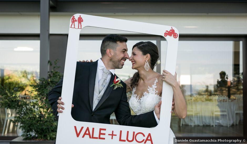 Il matrimonio di Luca e Valentina a Varese, Varese