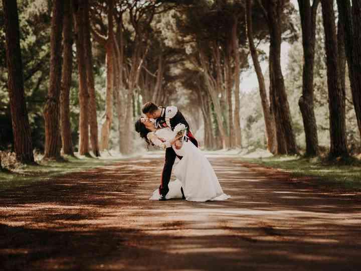 Le nozze di Amalia e Nicola