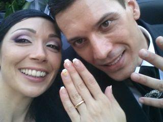 Le nozze di Eleonora e Ivan