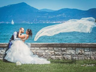 Le nozze di Malindi e Andrea