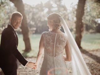 Le nozze di Barbara e Samuele