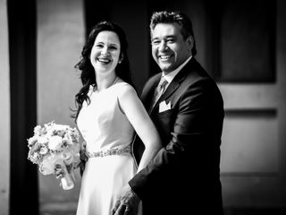 Le nozze di Isabel e Silvano
