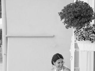 Le nozze di Claudia e Bruno 1