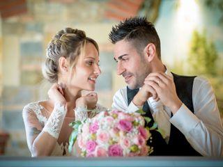 Le nozze di Nicole e Davide