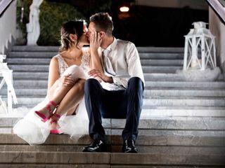 le nozze di Laura e Nicola 1