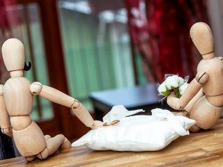 Le nozze di Alessia e Fabrizio