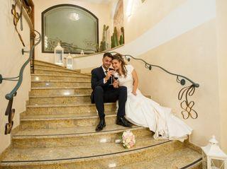 Le nozze di Angela e Salvatore