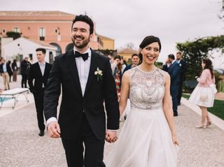 Le nozze di Veronica e Michał
