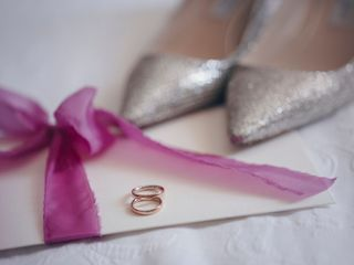 Le nozze di Francesca e Michale 1