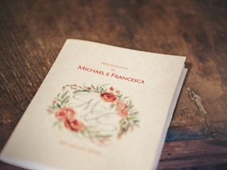 Le nozze di Francesca e Michale 3