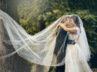 Le nozze di Francesca e Michale