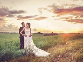 Le nozze di Sara e Peppe
