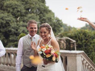 Le nozze di Katie e Daniel