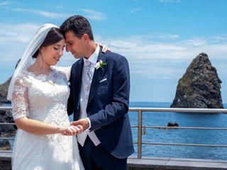Le nozze di Claudia e Giorgio