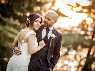 Le nozze di Monica e Bruno