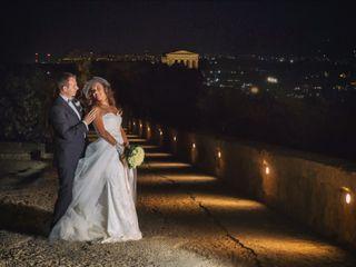 Le nozze di Fatima e Pierpaolo