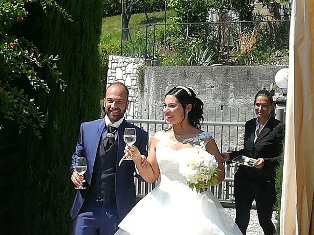 Il matrimonio di Andrea e Malindi a Mariano Comense, Como 9