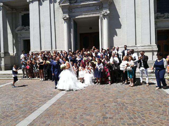 Il matrimonio di Andrea e Malindi a Mariano Comense, Como 10