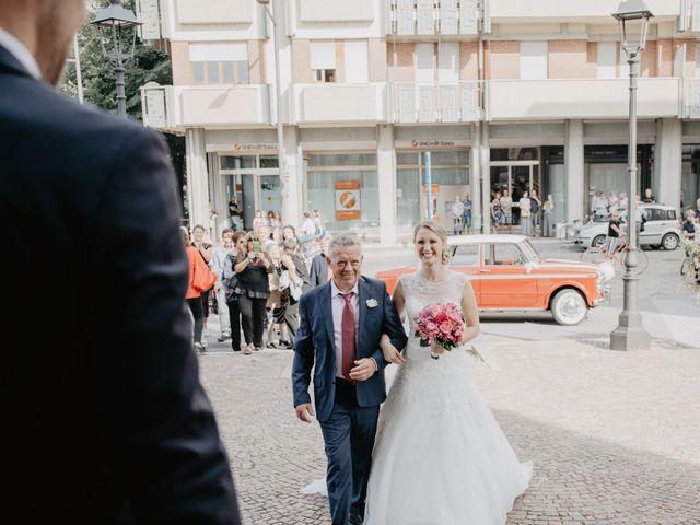 Il matrimonio di Samuele e Barbara a Savigliano, Cuneo 7