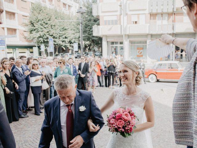 Il matrimonio di Samuele e Barbara a Savigliano, Cuneo 8