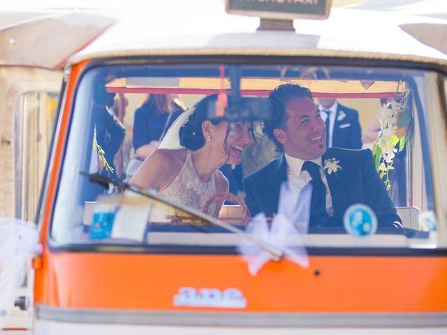 Il matrimonio di Bruno e Claudia a Procida, Napoli 5