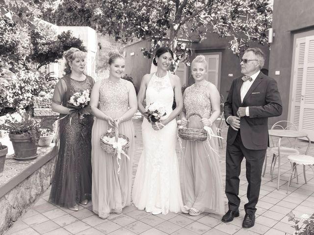 Il matrimonio di Bruno e Claudia a Procida, Napoli 9