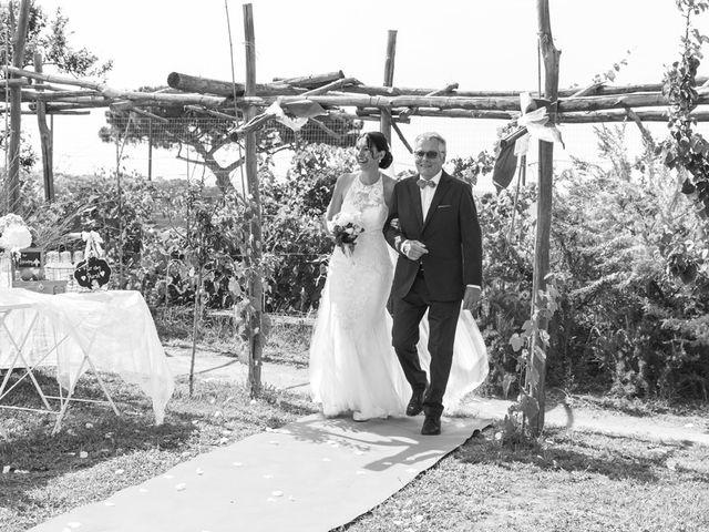 Il matrimonio di Bruno e Claudia a Procida, Napoli 10