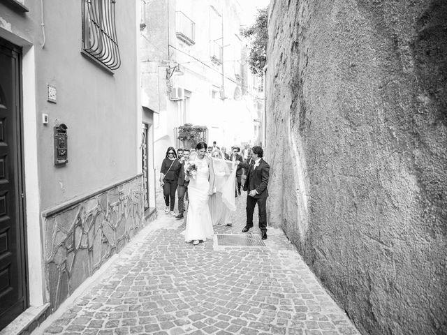 Il matrimonio di Bruno e Claudia a Procida, Napoli 11