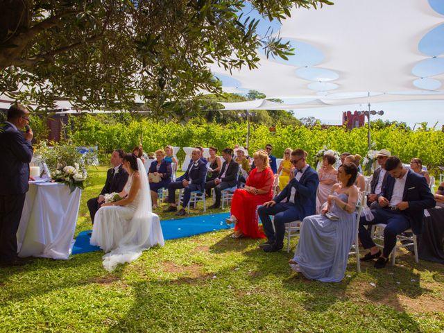 Il matrimonio di Bruno e Claudia a Procida, Napoli 20