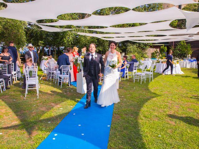 Il matrimonio di Bruno e Claudia a Procida, Napoli 21