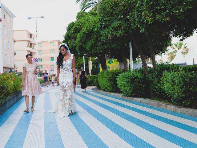 Il matrimonio di Roberto e Cruz a Albissola Marina, Savona 16
